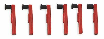 Dickson Chart Recorder Pens, Red, Pk6 - P222