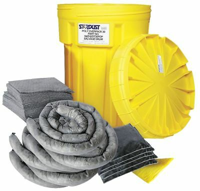 Stardust Universal / Maintenance Spill Kit, 30 gal. Drum - D930U
