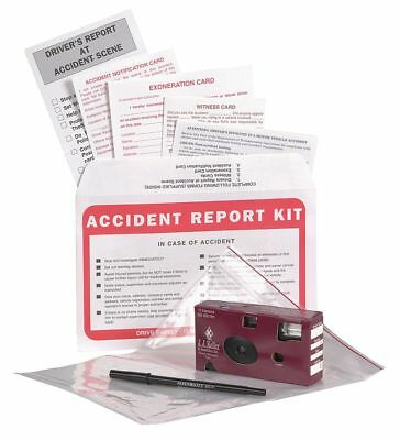 JJ Keller Accident Report Kit, Audit/Inves/Records - 689-R