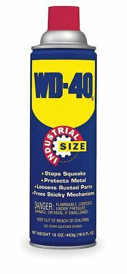 Wd-40 Lubricant, 16 oz. Container Size, 16 oz. Net Weight - 490088