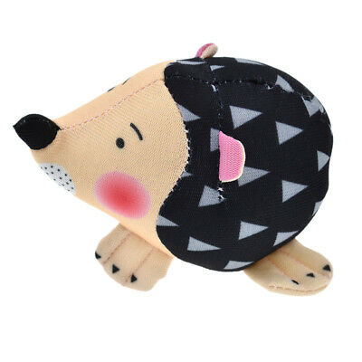 1 Pc Lovely Hedgehog Shape Pin Cushion Handmade Fabric Toy Needle Cushion