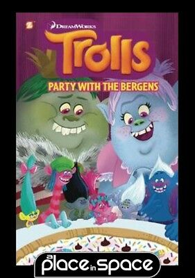 Trolls Vol 03 Party With Bergens - Softcover