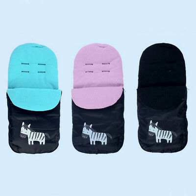 HH- Universal Baby Sleeping Bag Sleepsack Footmuff for Car Seat Pram Stroller Ey