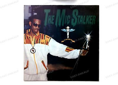 Doctor Ice - The Mic Stalker GER LP 1989 /3