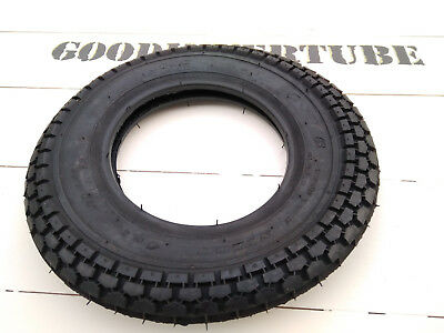2.50-6 Tyre For Mobility Scooters, 250-6 Tyre Black Good Quality With Inner Tube