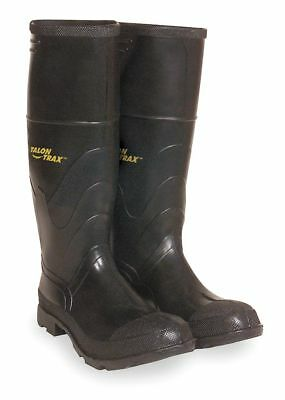 """Onguard Men's Knee Boots, Size: 10, Steel Toe Type, PVC Upper Material, 16"""""""