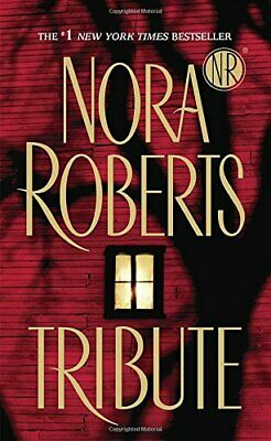 Tribute by Roberts, Nora Book The Cheap Fast Free Post