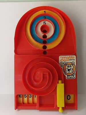 Vintage Marble Shoot Game 1973 Japanese collectable complete working order rare