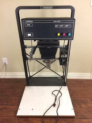 Beseler Dichro 45S Colorhead Lightsource With Motorize Chassis 8278