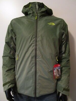 410158c6e ebay the north face fuseform dot matrix rain jacket 7fefc 5f786