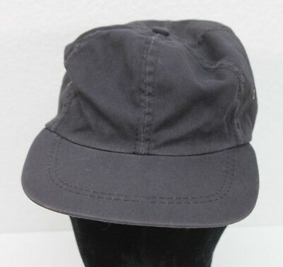 Banana Republic Stretch Hat S M Med Faded Navy Blue Baseball Cap 100% Cotton GUC