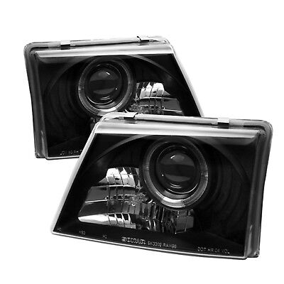 Spyder Auto 5010520 Halo Projector Headlights Fits 98-00 Ranger