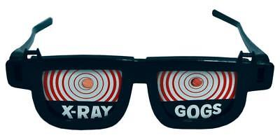 New! Vintage X-Ray Glasses, Xray Goggles, X-Ray Gogs See Through Magic Illusion!