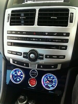 FPV F6  GT335  GS Gauge and Accessory Holder to suit
