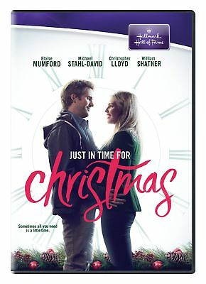 Just in Time for Christmas by William Shatner, Christopher Lloyd (DVD)