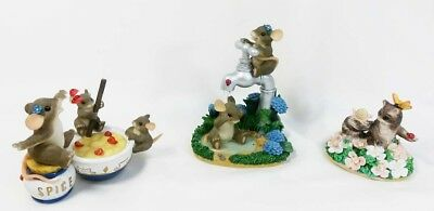 Special Charming Tails Trio - signed by Dean Griff!