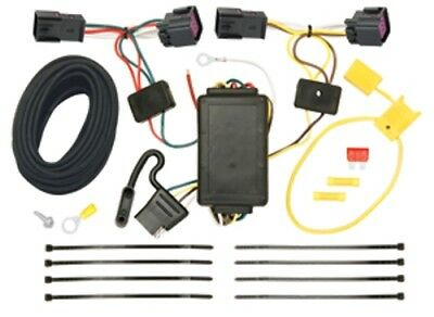 Trailer Hitch Wiring Tow Harness For Chevrolet Cruze 2016 Limited Only Old Body