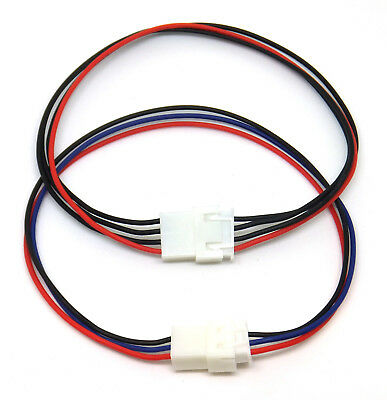 Lipo Balance Extension Lead Cable JST-XH 22cm - 2s 3s - Lot x1/2/5/10/20