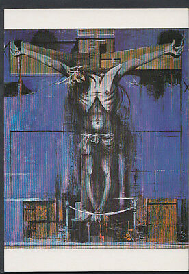 Artist Postcard - Religion - The Crucifixion By Graham Sutherland  RR2440