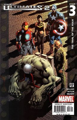 Ultimates 2 #3 NM 2005 Marvel Comic Book