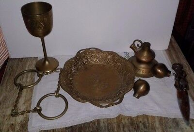 Mixed Lot Vintage of 7- Items Bowl-cup