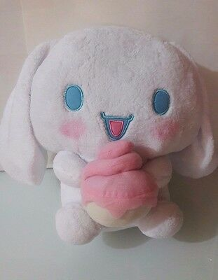 Cinnamoroll Large Plush 11 X 9 inches
