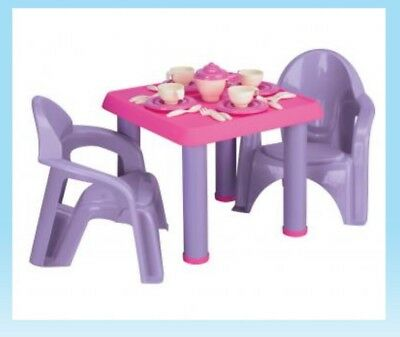 28 Pc. Tea Party Set