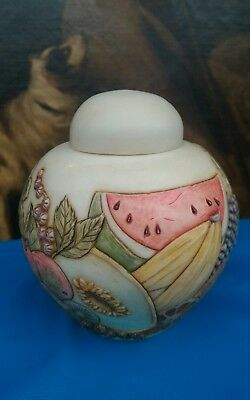 Harmony Kingdom Jardinia Farmyard Friends Collectible Jar