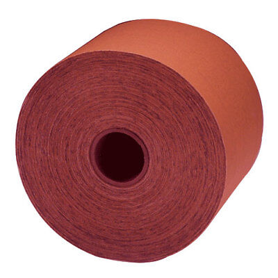 3M Red Abrasive Stikit Continuous Sheet Rolls 220 Grit 2-3/4 x 25 yard