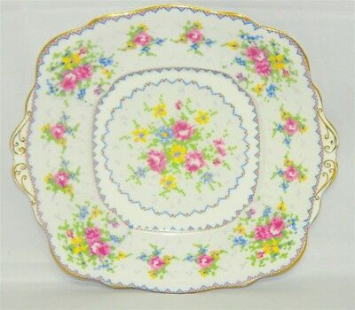 """Royal Albert Petit Point 10 """" Cake Plate ( 2 Available )"""