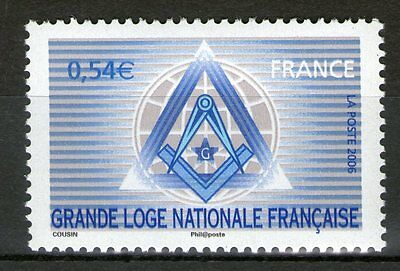 Timbre 3993 Neuf Xx Luxe Ttb - Grande Loge Nationale Francaise