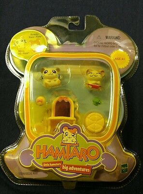 HAMTARO , Little hamsters. big adventures.Hasbro.