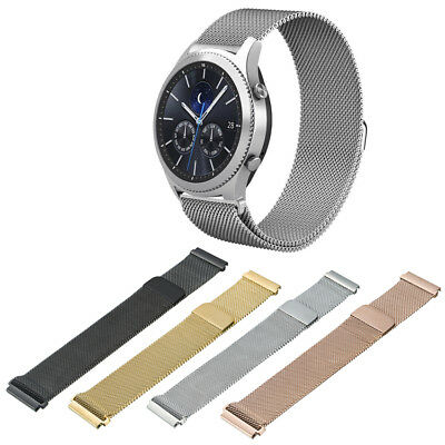 22mm Milanese Loop Band Magnetic Strap for Fenix Chronos Samsung S3 Asus Vivo