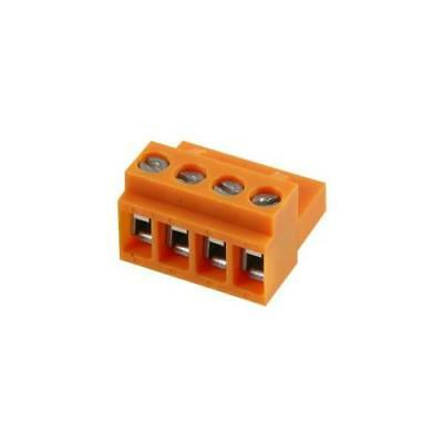 Ga27383 Weidmuller - Bl 5.08/4 - Socket Block, Screw 4Way
