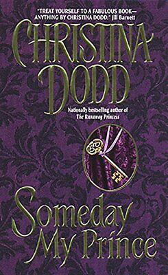 Someday My Prince (Princess) by Dodd, Christina Book The Cheap Fast Free Post