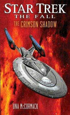 The Fall: The Crimson Shadow (Star Trek) by McCormack, Una Book The Cheap Fast