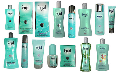 Fenjal CLASSIC Collection SPA Skincare Skin Expert  - CHOOSE PRODUCT Bath & Body