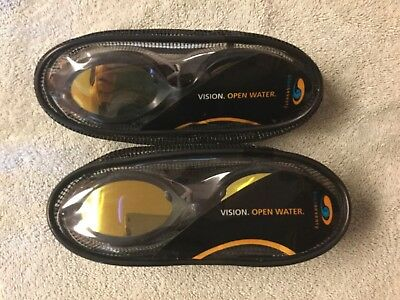 Blue Seventy Vision goggles (Lot of 2 SAVE NOW!) Hurry for FREE Shipping !