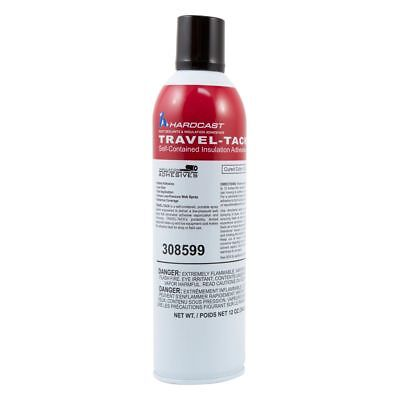 Hardcast/Carlisle - 308599 Clear Low VOC TRAVEL-TACK Spray