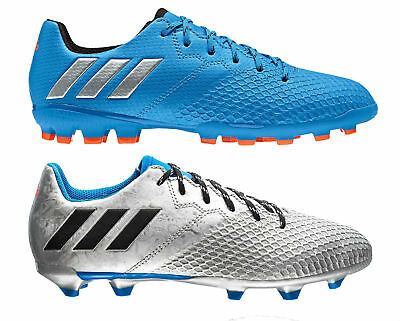 9e595001f576 New adidas Messi 16.3 FG AG Boys Girls Junior Football Boots UK 4 - 4.5  cleats