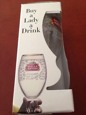 Stella Artois INDIA Buy A Lady A Drink Chalice 2015 collection Very Rare