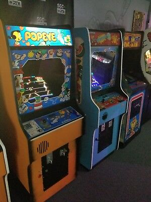 Popeye Original Nintendo Arcade retro awesome game! Plays great. Audio and video