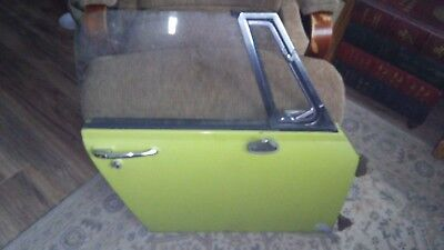 Used Oem Austin Healey Sprite Mg Midget Right Side Door W/ Window