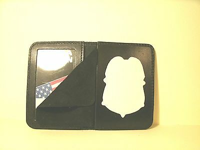 ST. MARY'S COUNTY CORRECTIONAL OFFICER'S Badge&ID Case Blackinton B-7913 CT-14