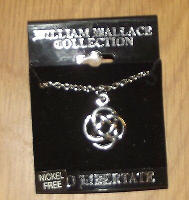 CELTIC Design Pendant - William Wallace Collection - NEW