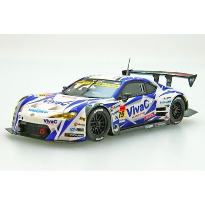 Ebbro 1/43 Super GT 300 2015 No.25 VivaC 86 MC (New)
