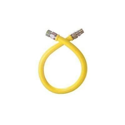 """Dormont Safety System Stationary Gas Connector Hose 1/2"""" x 28"""""""