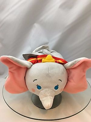 NWT US Disney Store Dumbo Plush Bag Set of 4 Mini Tsum Tsum