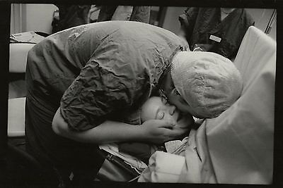 Original Vintage Presse Foto 1992 von Anders Petersen 30,5x24cm press photo