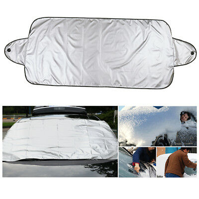 Car Windscreen Cover Anti Snow Frost Ice Shield Dust Protector Sun Shade UK